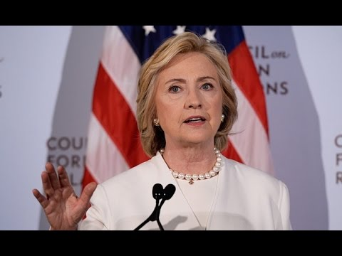 Hillary Clinton Calls For Ground War In Syria & Iraq