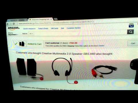 Amazon lighting deal scam