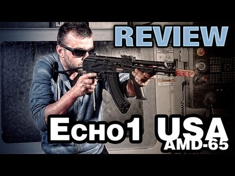Echo1USA AMD-65 Hungarian AK - Airsoft Review - EpicAirsoftHD