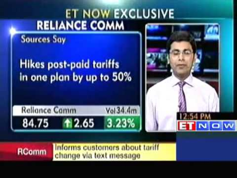 Reliance Communications Hikes Calling Rates Again