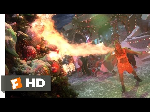 How The Grinch Stole Christmas (5/9) Movie CLIP - Oh, The Whomanity! (2000) HD