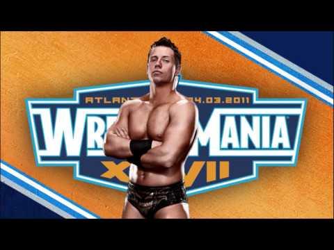 WWE Wrestlemania 27 - The Miz Intro Theme Song - Hate Me Now...