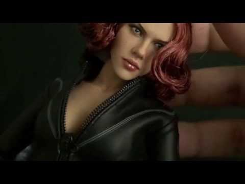 Hot Toys Avengers Black Widow Sixth Scale FigureReview