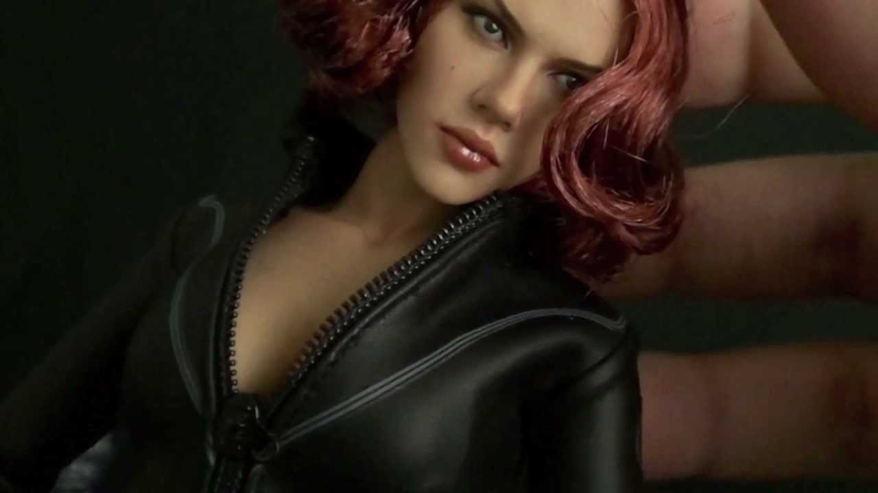Hot Toys  Avengers Age of Ultron  Black Widow 16th