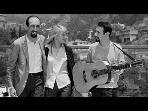 Peter, Paul & Mary - Wanderin