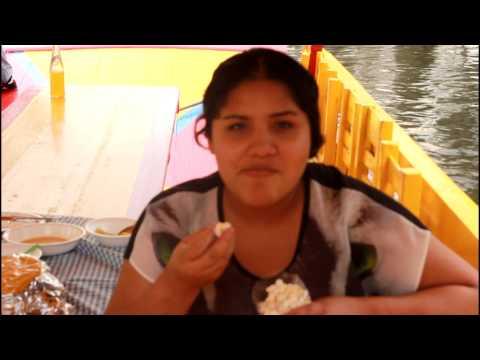 Blanca  en Xochimilco Mexico