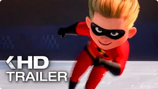 INCREDIBLES 2: Olympia Clips & Trailer (2018)