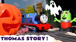Thomas and Friends Spooky Halloween Prank with the funny Rascal Funling TT4U