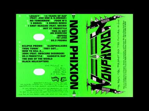 Non Phixion - The End Of The World