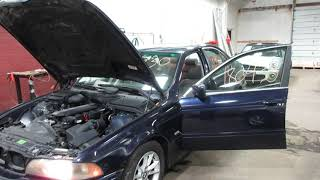Parting out a 2003 BMW 525i parts car - 180430 - Tom's Foreign Auto Parts