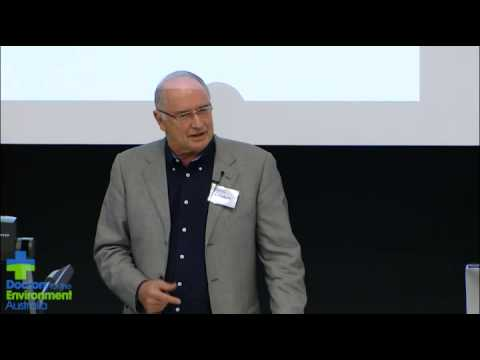 iDEA 2014: Professor Ross Garnaut on Climate Change Policy and Direct Action