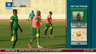 CAF Confederation Cup: Nigerian Clubs Get Tricky Opponents |Sports Tonight|
