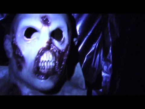 HOMEMADE HAUNTED HOUSE 2014 - Walkthrough