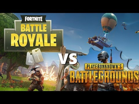 Fortnite vs PUBG - A Gameplay Perspective | How Good Is Fortnite's Battle Royale?
