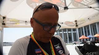 Transanatolia Rally 2017: intervista a Francesco Tarricone prima del via