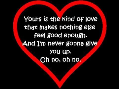 Natasha Bedingfield- Put Your Arms Around Me (lyrics)