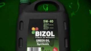 Видеоролик Bizol Green Oil