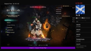Diablo 3 - Season 13 Solo - Day 82
