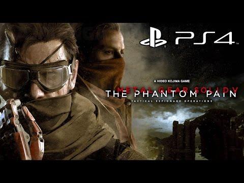 Metal Gear Solid 5: The Phantom Pain - Extended PS4 Demo Walkthrough [1080p] TRUE-HD QUALITY (MGSV)