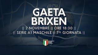 Serie A1M [7^]: Gaeta - Brixen 32-33