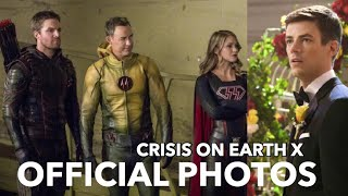 Download Crisis On Earth X Photos | Blitzen & Earth X Archer | WEDDING | WALLY IS BACK | DCTV CROSSOVER | CW 3Gp Mp4