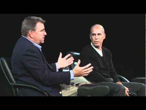 Jeffrey Katzenberg, Ed Leonard, and Phil McKinney: The Technology of Animation