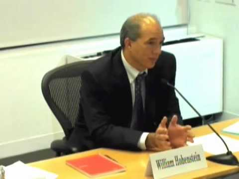 Climate and Food Security Seminar - May 31, 2012 - William Hohenstein