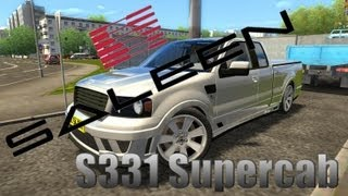 City Car Driving 1.2.5: Saleen S331 Supercab