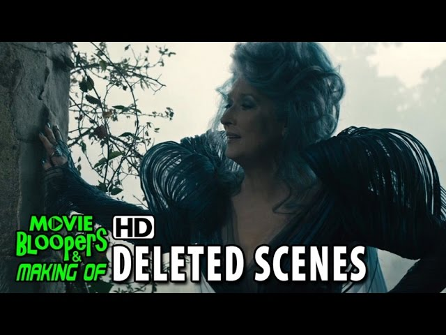 Into The Woods (2014) Deleted Scene #1 - She'll Be Back (Online)