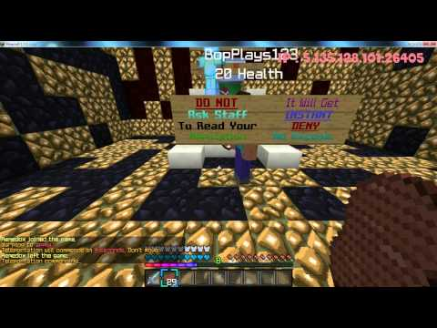 Minecraft OP Faction Server Review (1.7.9) CRACKED