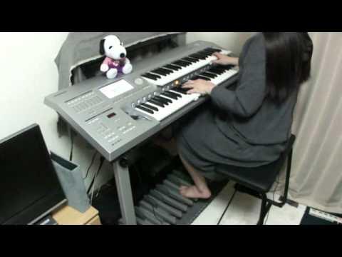 はぐれ刑事純情派メインテーマをエレクトーンで弾いてみました - YouTube
