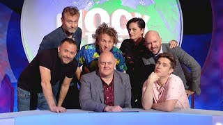 Mock the Week S17 E11. Milton Jones, Geoff Norcott, Tom Allen, Ed Gamble, Zoe Lyons