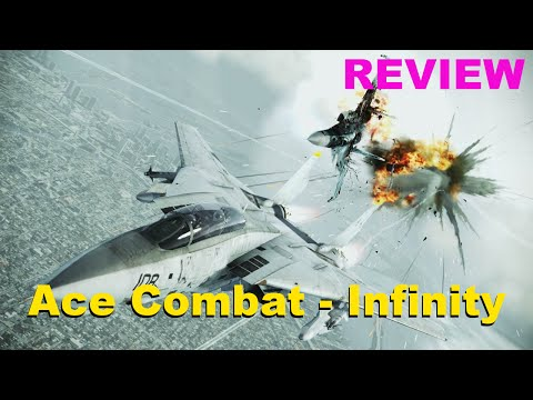 Ace Combat Infinity - Vento de mudancas (Wind of change)