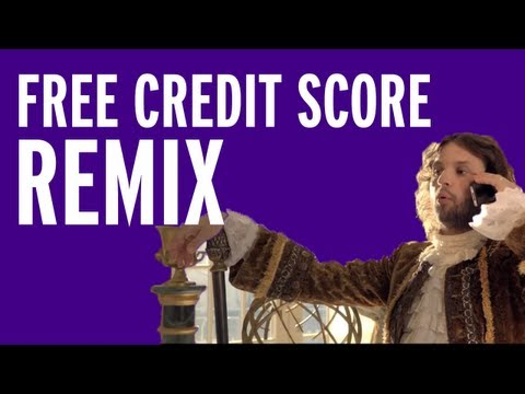 Mike Relm: The Free Credit Score Remix