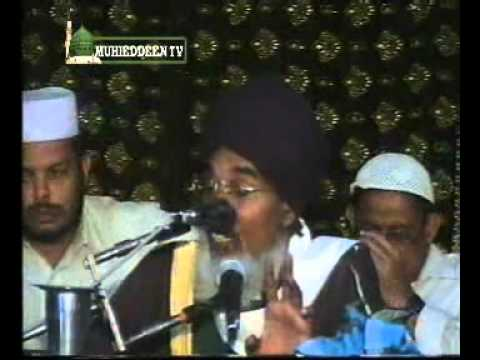 F M Ibrahim Rabbani Hazrath Tamil Islamis Bayan- Kksnp video