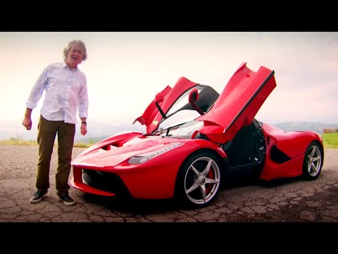 LaFerrari Review - Top Gear - Series 22 - BBC