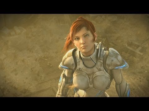 StarCraft II - Ghosts of the Past Trailer