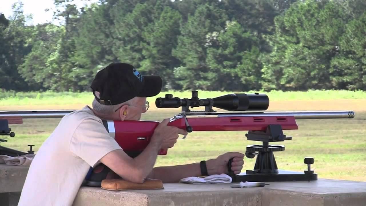 benchrest rifle shootout 8 21 10 s s precision rifles argyle tx youtube