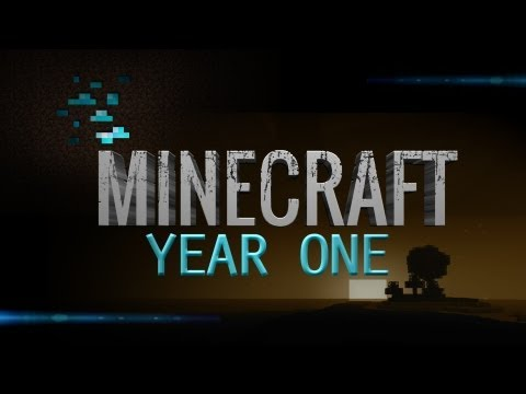 Minecraft: Year One (Minecraft 1.7 Trailer)
