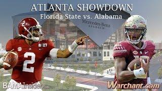 Atlanta Showdown: Alabama-FSU - What To Expect