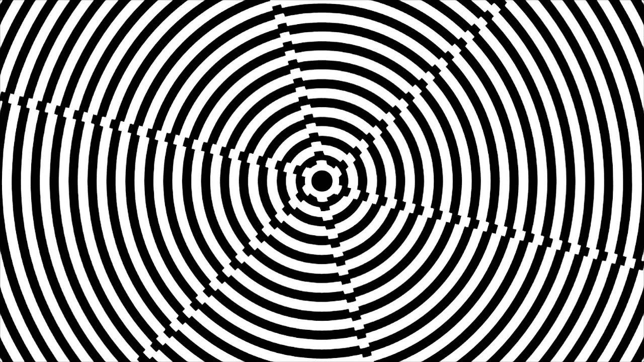 black and white Awesome Hypnosis Self Hypnotic Trance ...
