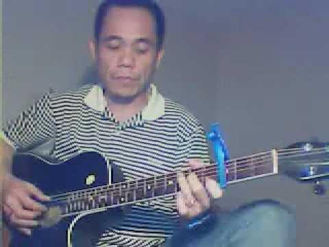 Hesus Ito Ang Aking Awit A Rez Valdez Original Guitar Cover By Me video