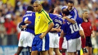 Ronaldo Brazil World Cup 1998 Story & Highlights (English Commentary) MP3