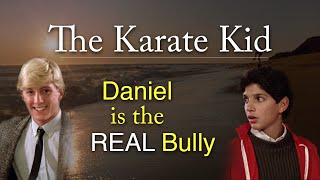 The Karate Kid: Daniel is the REAL Bully [J. Matthew Movies, Ep 3]