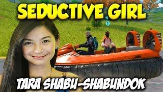 Seductive Girl Gamer in ROS ( Tara Shabu-Shabundok )