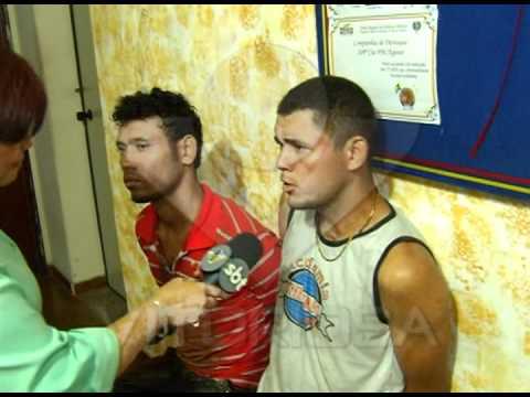 Dois são presos após tentarem fugir de abordagem policial