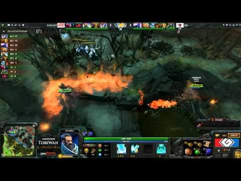 G League - LGDint vs DK - Game 3