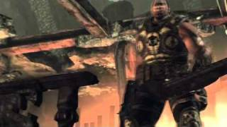Gears of War 2 - Two Steps From Hell   **\_EPIC VIDEO FAN_/**