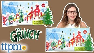 The Grinch Who-Ville Holiday Advent Calendar from Just Play