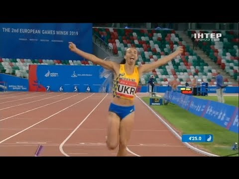 Как выступила сборная Украины в квалификационном раунде по легкой атлетике   Европейские игры 2019